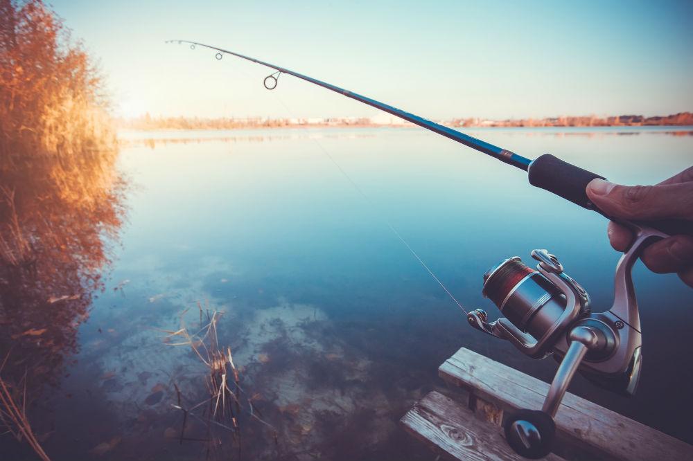 Fishing Line Setup