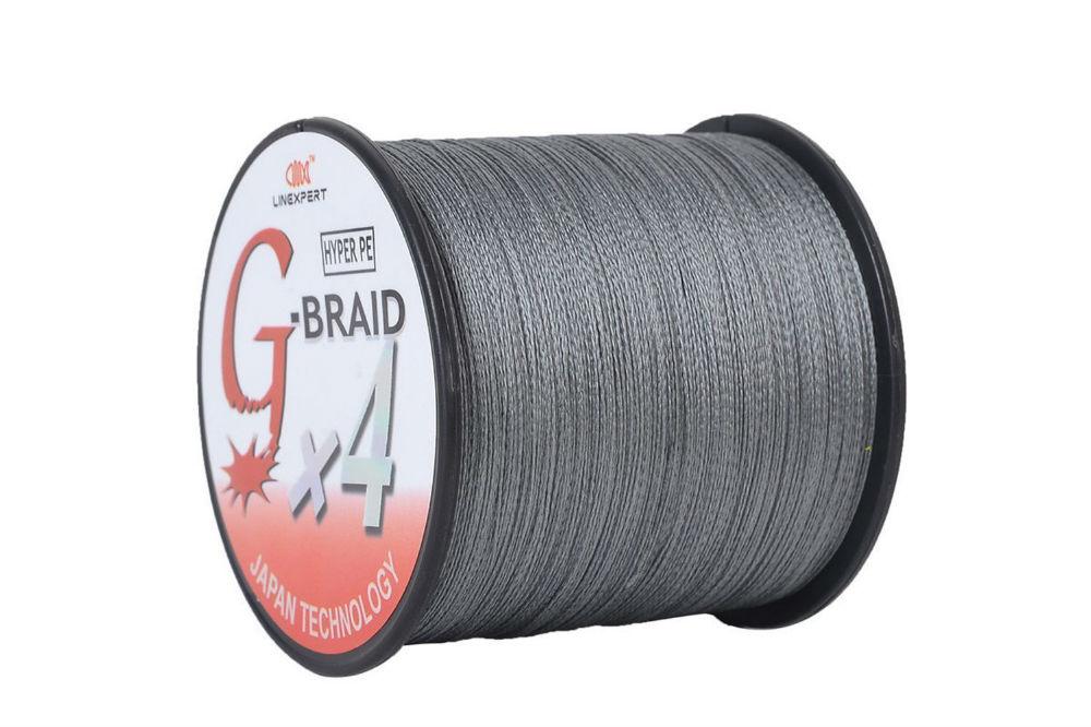 LINEXPERT G-BRAID Braided Fishing Line Review