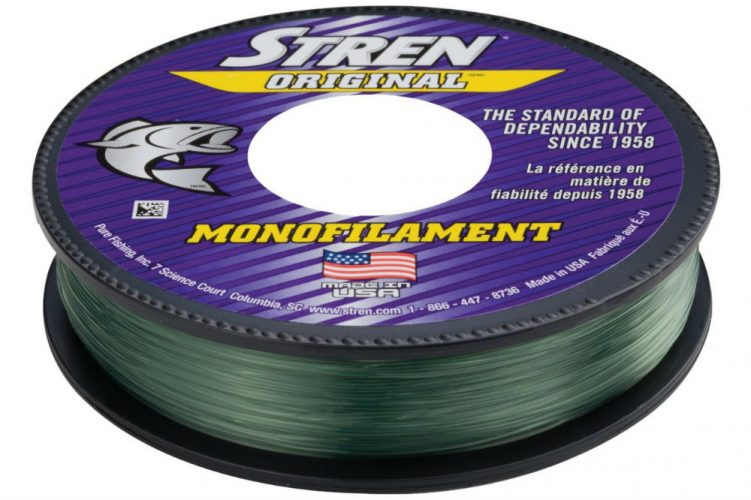 Stren Original Service Spool Monofilament Fishing Lines Review